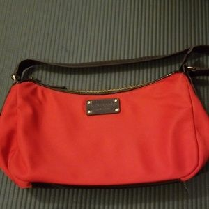 Kate Spade Red Shoulder Bag